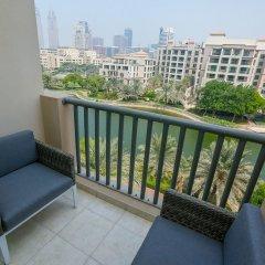 Отель Kennedy Towers - Links Canal ОАЭ, Дубай - отзывы, цены и фото номеров - забронировать отель Kennedy Towers - Links Canal онлайн балкон