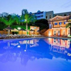 Отель ChoroMar Португалия, Албуфейра - отзывы, цены и фото номеров - забронировать отель ChoroMar онлайн бассейн фото 3