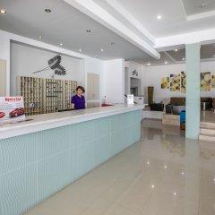 Lymberia Hotel - All-Inclusive интерьер отеля