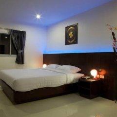 Отель Chaba Kaew Residence сейф в номере