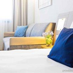 Отель Novotel Genova City Италия, Генуя - 6 отзывов об отеле, цены и фото номеров - забронировать отель Novotel Genova City онлайн комната для гостей фото 3