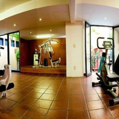 Отель De Mendoza Гвадалахара фитнесс-зал