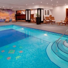 Radisson Blu Hotel, Edinburgh City Centre Эдинбург бассейн фото 2