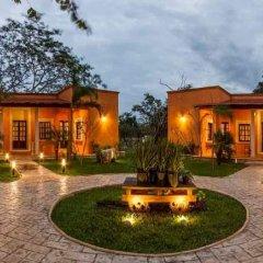 Отель Hacienda Santa Cruz фото 4