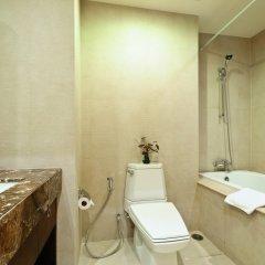 Отель Admiral Premier Sukhumvit 23 By Compass Hospitality Бангкок ванная