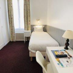 Отель Citotel Le Volney Франция, Сомюр - отзывы, цены и фото номеров - забронировать отель Citotel Le Volney онлайн комната для гостей фото 5