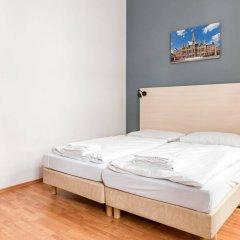 Отель A&O Wien Stadthalle Австрия, Вена - 11 отзывов об отеле, цены и фото номеров - забронировать отель A&O Wien Stadthalle онлайн комната для гостей фото 3