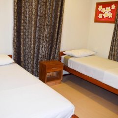 Апартаменты Al-Minhaj Service Apartments комната для гостей фото 2