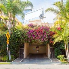 Отель Best Western PLUS Sunset Plaza США, Уэст-Голливуд - отзывы, цены и фото номеров - забронировать отель Best Western PLUS Sunset Plaza онлайн парковка