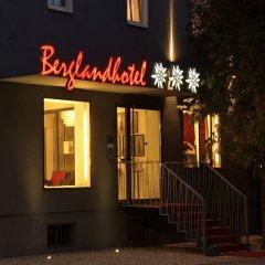 Отель Bergland Hotel Австрия, Зальцбург - отзывы, цены и фото номеров - забронировать отель Bergland Hotel онлайн вид на фасад фото 3