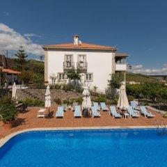 Отель Casa de São Domingos Португалия, Пезу-да-Регуа - отзывы, цены и фото номеров - забронировать отель Casa de São Domingos онлайн бассейн