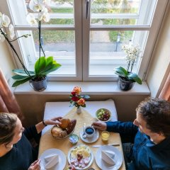 Hotel Pension am Siegestor Мюнхен в номере