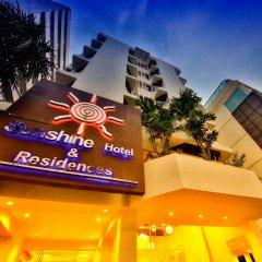Отель Sunshine Hotel And Residences Таиланд, Паттайя - 7 отзывов об отеле, цены и фото номеров - забронировать отель Sunshine Hotel And Residences онлайн развлечения
