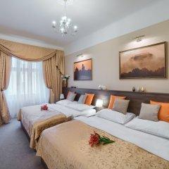 Отель Residence Milada Чехия, Прага - отзывы, цены и фото номеров - забронировать отель Residence Milada онлайн комната для гостей фото 15