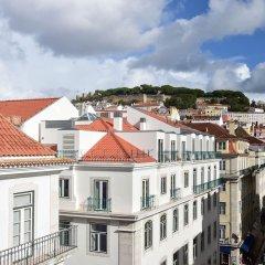 Отель My Story Ouro балкон