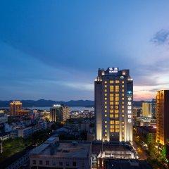 Отель Hangzhou Hua Chen International балкон