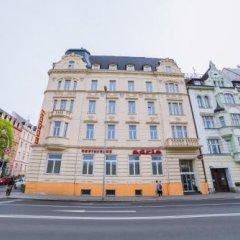 Отель Adria Чехия, Карловы Вары - 6 отзывов об отеле, цены и фото номеров - забронировать отель Adria онлайн фото 2