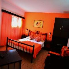 Отель Olympos Pension Родос комната для гостей фото 6