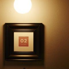 Отель Blok Thonglor Бангкок сейф в номере