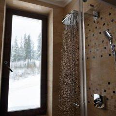 Гостиница Chevalier Hotel & SPA Украина, Буковель - отзывы, цены и фото номеров - забронировать гостиницу Chevalier Hotel & SPA онлайн ванная фото 2