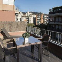 Отель Catalonia Castellnou балкон