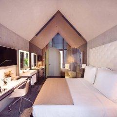 Отель M Social Singapore Сингапур, Сингапур - 2 отзыва об отеле, цены и фото номеров - забронировать отель M Social Singapore онлайн комната для гостей