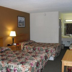 Отель Americas Best Value Inn - North Nashville/Goodlettsville комната для гостей фото 5
