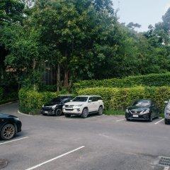 Отель Vana Belle, A Luxury Collection Resort, Koh Samui парковка