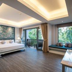Отель Duangjitt Resort, Phuket Пхукет комната для гостей фото 2