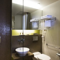 Отель Hôtel Elixir ванная фото 2