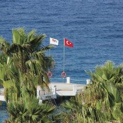 Meryan Hotel Турция, Окурджалар - отзывы, цены и фото номеров - забронировать отель Meryan Hotel - All Inclusive онлайн приотельная территория фото 2