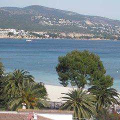 Hotel Teix пляж