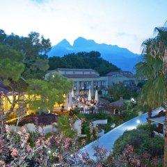 Отель Crystal Flora Beach Resort – All Inclusive балкон