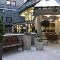 Отель Mercure Budapest City Center бассейн