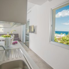 Отель Alva Hotel Apartments Кипр, Протарас - 3 отзыва об отеле, цены и фото номеров - забронировать отель Alva Hotel Apartments онлайн комната для гостей фото 4