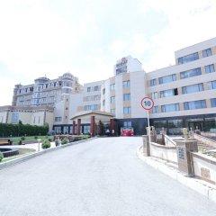 Отель Jannat Regency Бишкек парковка