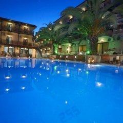 Отель Simeon Греция, Метаморфоси - отзывы, цены и фото номеров - забронировать отель Simeon онлайн бассейн фото 3
