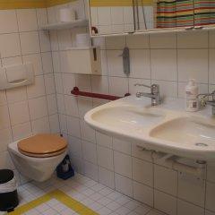 Budget Hostel Zurich ванная