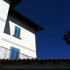 Отель Villa Toscanini Стреза вид на фасад