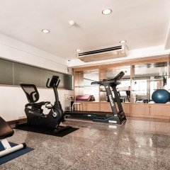 Samran Place Hotel фитнесс-зал