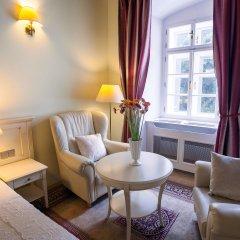 Отель Tyn Yard Residence Прага комната для гостей фото 5