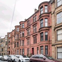 Апартаменты Gorgeous Light Apartment In West End Глазго