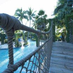 Отель Hilton Rose Hall Resort & Spa - All Inclusive Ямайка, Монтего-Бей - отзывы, цены и фото номеров - забронировать отель Hilton Rose Hall Resort & Spa - All Inclusive онлайн бассейн фото 2