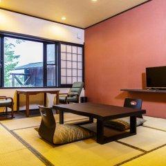 Отель Yufuin Ryokan Seikoen Хидзи комната для гостей фото 5