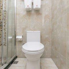 Отель Badu Hotel Китай, Фулинь - отзывы, цены и фото номеров - забронировать отель Badu Hotel онлайн ванная