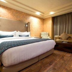 Victoria Crown Plaza Hotel Лагос комната для гостей фото 3