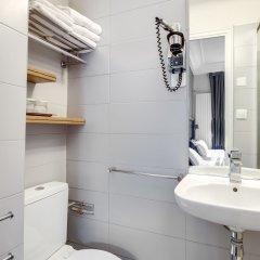 Отель Opera Maintenon Франция, Париж - отзывы, цены и фото номеров - забронировать отель Opera Maintenon онлайн ванная