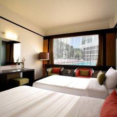 Ambassador Bangkok Hotel Бангкок комната для гостей