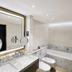 Отель Hilton Budapest ванная