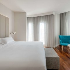 Отель NH Nacional комната для гостей фото 4